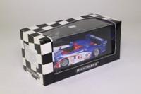Minichamps 400 051304; Audi R8; 2005 1000km Spa; Ortelli/Gounon; RN4