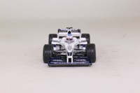 Minichamps 430 00030; Williams FW22 Formula 1; 2000 Brazil GP 6th; Jenson Button; RN10