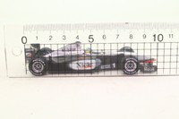 Minichamps 530 994399; McLaren MP4/13 Formula 1; 1999 Goodwood Festival of Speed; Nick Heidfeld; RN1