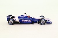 Minichamps 400 010126; Williams FW23 Formula 1; 2001 Monza GP 1st; JP Montoya; RN6