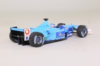 Minichamps 400 010108; Renault B201 Formula 1; Benetton; 2001 USA GP; Jenson Button, RN8