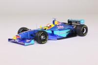 Minichamps 430 980015; Sauber C17 Formula 1; 1998 French GP 8th; Johnny Herbert; RN15