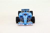 Minichamps 430 010098; Benetton B201 Formula 1; 2001 Show Car; Jenson Button, RN8