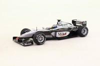 Minichamps 530 004301; McLaren MP4/15 Formula 1; 2000 French GP 2nd; Mika Häkkinen; RN1