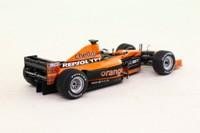 Minichamps 430 000018; Arrows A21 Formula 1; 2000 Australian GP DNF; Pedro de la Rosa; RN18