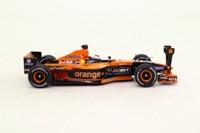 Minichamps 430 010084; Arrows A22 Formula 1; 2001 Monte Carlo GP Practice; Jos Verstappen; RN14