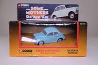 Corgi 96758; Morris Minor Saloon; Some Mothers Do Ave Em, TV Show