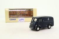 Corgi D983/4; Morris J Van; Metropolitan Police