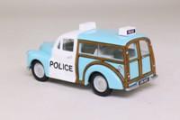 Corgi 96873; Morris Minor Traveller; Edinburgh Police