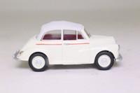 Corgi 96750; Morris Minor Closed Convertible, Snowberry White