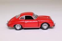 Detail 220; Porsche 356A; Red