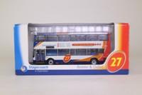 CM Northcord UKBUS 1036; Dennis Trident Bus; Alexander ALX400 Bodywork; Stagecoach in Oxford; 27C Bicester