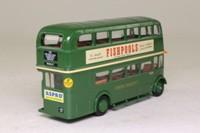 EFE 10130; AEC RT Double Deck Bus; London Transport; Rt 339 Warley, North Weald, Ongar, Kelvedon Hatch, Pilgrims Hatch, Brentwood