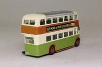 Corgi OOC 43912; Bristol K Utility Bus; Chatham & District; 3 Frindsbury via Old Brompton New Road
