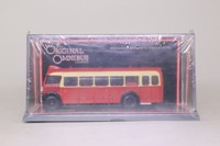 Corgi OOC 40502; Bristol L Bus; Tilling; Red/Cream Clear for owner applied graphics