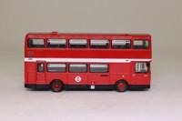 Corgi OOC 45102; MCW Metrobus Mk1; London Transport; Rt W8 Chase Farm Hospital, Lower Edmonton, Church St, Village Rd, Enfield, Lavender Hill