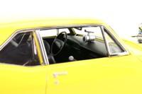 GMP G1801923; 1968 Chevrolet Nova; Drag Racer; Yellow