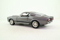Shelby Collectibles DC500E; 1967 Shelby Mustag GT 500E; Metalic Grey; Eleanor