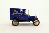 Corgi 965; 1915 Ford Model T Van; Ford England 75th Anniversary