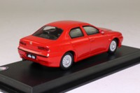 del Prado; 1997 Alfa Romeo 156 Sedan; Red