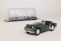 del Prado 26; 1955 Triumph TR3A Sports; British Racing Green
