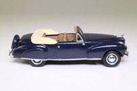 del Prado 53; 1941 Lincoln Continental Convertible; Open Top, Dark Blue, Tan Interior