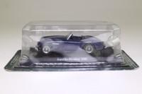 del Prado 18; 1955 Austin Healey 100 Sports; Open Top, Dark Blue