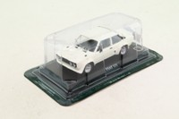 del Prado 60; 1976 Fiat 131 Mirafiori Abarth; White, Full Body Kit