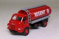 Vanguards VA7000; Bedford S Type Tanker; Regent Petrol
