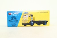 Corgi 12501; Foden FG; 4 Wheel Flatbed: Blue Circle Cement