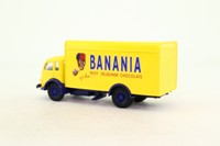 Corgi 71412; Renault Faineant; Box Van, Banania Breakfast Chocolate