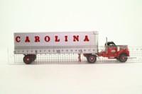 Corgi 52306; Mack B Series Truck; Artic Bull Nose Trailer, Carolina