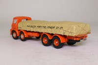 Corgi 13905; Foden S21 Mickey Mouse; 8 Wheel Rigid Flatbed, Rugby Portland Cement; Sheeted Load
