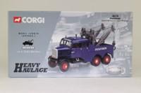 Corgi 17502; Scammell Constructor; Twin Boom Wrecker, Pickfords