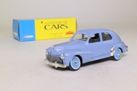 Solido 26; Peugeot 203; Light Blue: Century of Cars Series