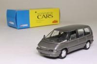 Solido 77; 1991 Renault Espace; Dark Grey; Century of Cars Series #77