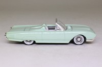 Solido 39; 1961 Ford Thunderbird; Pale Green, White Interior