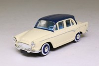 Norev 82; 1958 Simca Aronde; Cream, Dark Blue Roof