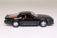 Solido 63; 1982 Chevrolet Camaro Z28; Black, Red Seats