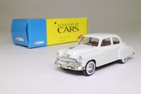 Solido 47; 1950 Chevrolet Deluxe; Off White