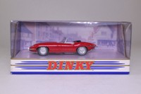 Dinky Toys DY-18; 1968 Jaguar E-Type Open Top; Red