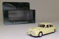 Vanguards VA08402; Jaguar Mk2; Primrose Yellow