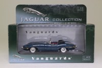 Vanguards VA04905; Jaguar E-type Roadster; Open Top, Cotswold Blue