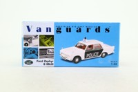 Vanguards VA04603; Ford Zephyr 6 MkIII; Plymouth City Police