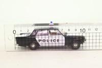 Vanguards VA46000; Ford Zephyr 6 MkIII; West Riding Constabulary