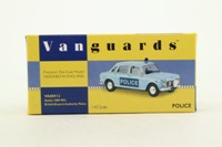 Vanguards VA08912; Austin/Morris 1800; British Airports Authority Police