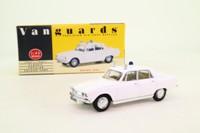 Vanguards VA27001; Rover 2000; Police