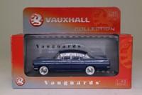 Vanguards VA06407; Vauxhall PA Cresta; Bermuda & Moonlight Blue