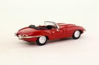 Vanguards VA04902; Jaguar E-type Roadster; Open Top, Carmen Red