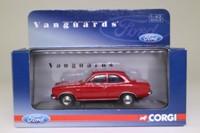 Vanguards VA09500; Ford Escort Mk1; Dragoon Red